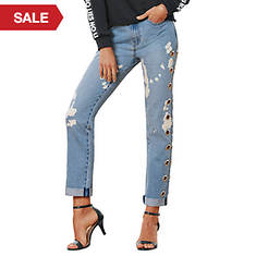 Glam Grommet Jean