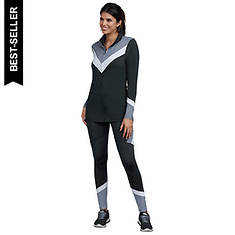 Women's Colorblock Track Set