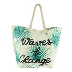 Roxy Waves Of Change Beach Bag