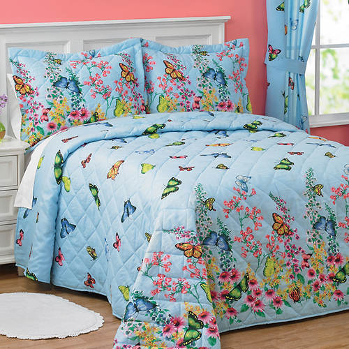 Butterfly Rhapsody Bedspread
