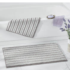 2-Piece Handwoven Bath Rug Set