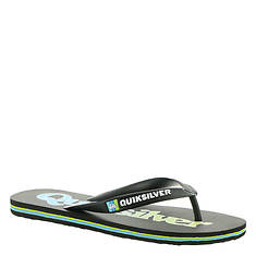 Quiksilver Molokai Wordmark Fineline Youth (Boys' Toddler-Youth)