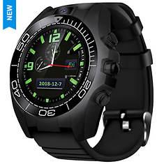 Slide Round Camera Smartwatch