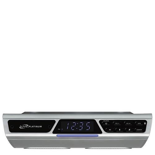 iLIVE Wi-Fi Undercabinet Speaker With Alexa