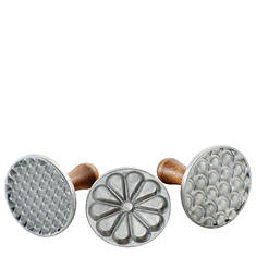 Nordic Ware All-Season Cast Cookie Stamp Set