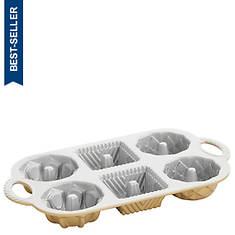 Nordic Ware Geo Bundtlette Pan