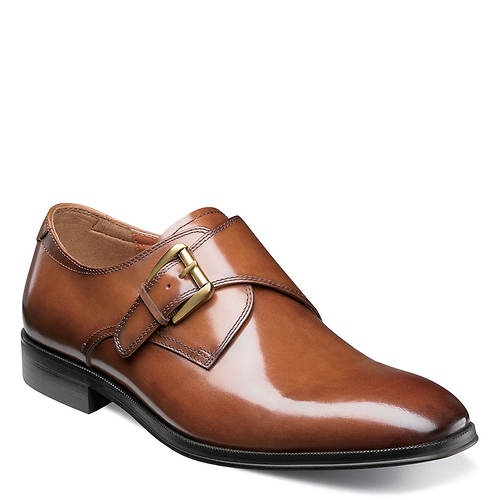 Florsheim Belfast Plain Toe Monk Strap (Men's)