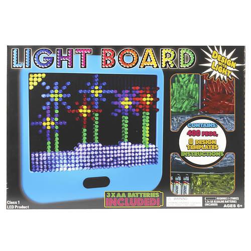 LED Light Board