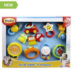Winfun 8-Piece Baby Gift Set