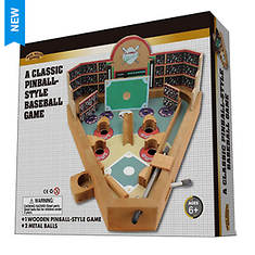 Pinball-Style Baseball Game