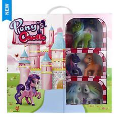 Kid Concepts Pony's Castle