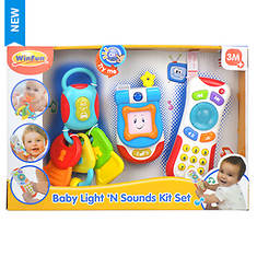 Winfun Remote Control and Keys