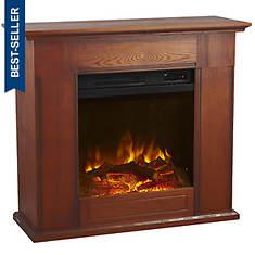 Lifesmart Electric Mantel Fireplace