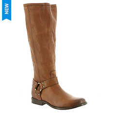 Frye Company Phillip Harness Tall Extended Calf (Women's)