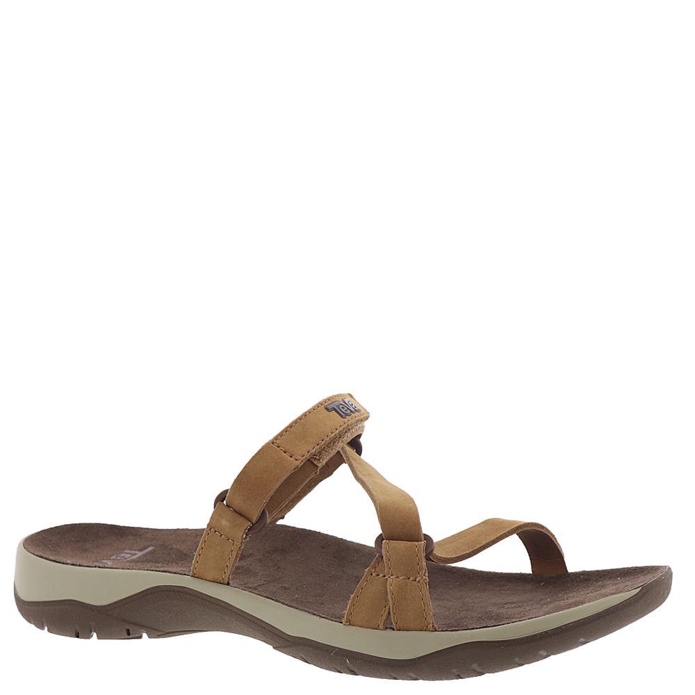 c12b4bdf1599 Teva Elzada Slide LEA Women s Sandal
