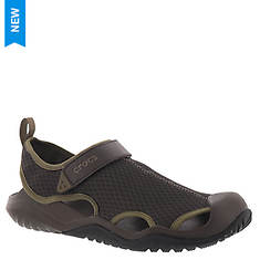 Crocs™ Swiftwater Mesh Deck Sandal (Men's)