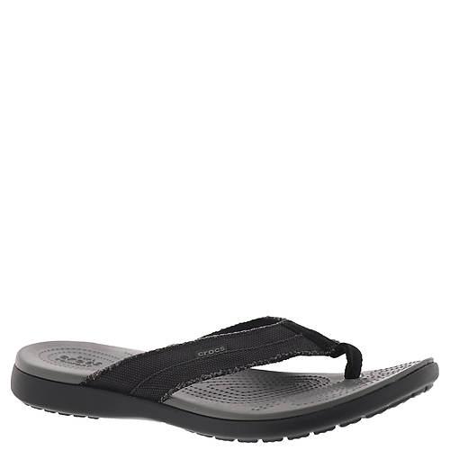 d437bba94965 Crocs™ Santa Cruz Canvas Flip (Men s)
