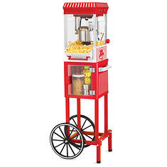 Nostalgia Electrics Popcorn Cart