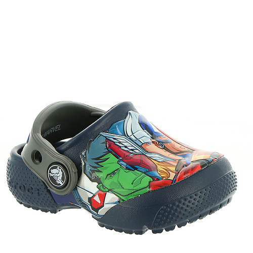 Crocs™ CFL Marvel Multi Clog (Boys' Infant-Toddler-Youth)