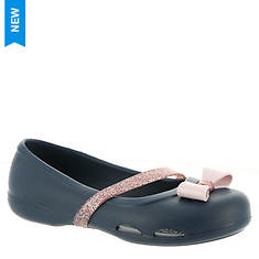 Crocs™ Lina Charm Flat (Girls' Infant-Toddler-Youth)