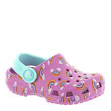 Crocs™ Classic Seasonal Graphic Clog (Girls' Infant-Toddler-Youth)