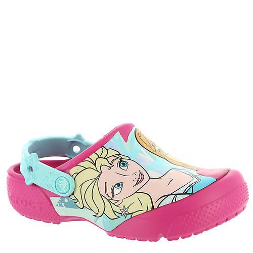 Crocs™ CFL Anna Elsa Clog (Girls' Infant-Toddler-Youth)