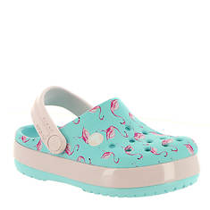 Crocs™ Crocband Multigraphic Clog (Girls' Infant-Toddler-Youth)