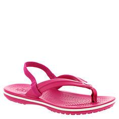 Crocs™ Crocband Strap Flip (Girls' Toddler)