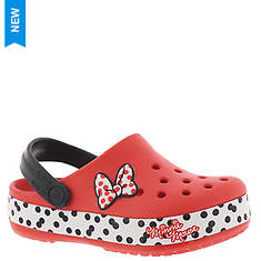 Crocs™ CFL Minnie Dots Clog (Girls' Infant-Toddler-Youth)