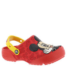 Crocs™ CFL Mickey OL Clog (Kids Infant-Toddler-Youth)
