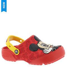 Crocs™ CFL Mickey OL Clog (Kids Infant-Toddler-Youth)