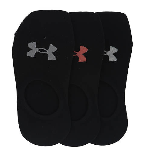 Under Armour Women's Essential Ultra Lo 3-Pack