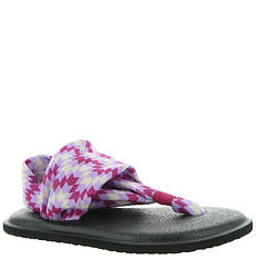 Sanuk Lil Yoga Sling 2 Prints (Girls' Youth)