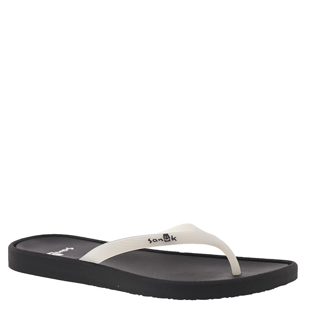 e9b381addee Details about Sanuk Sidewalker Women s Sandal
