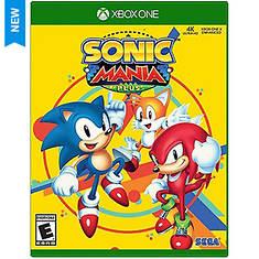 Xbox One Sonic Mania Plus