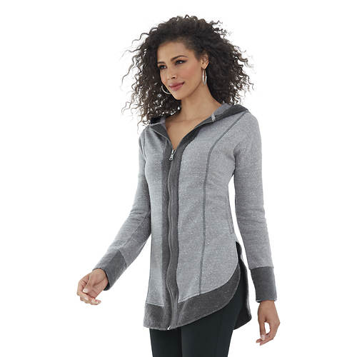 Knit Tunic Jacket