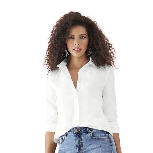 Basic Button-Up Shirt