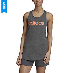 adidas Women's Essential Linear Loose Tank