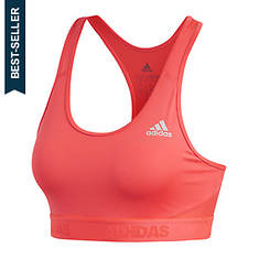 adidas Women's AlphaSkin Don't Rest Sport Bra