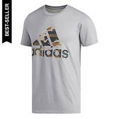 adidas Men's Badge of Sport Camo Tee
