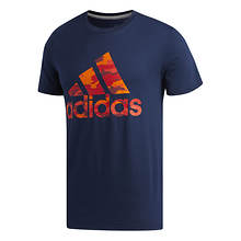 adidas Men's Badge of Sport Camo Tee