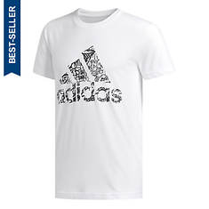 adidas Men's Badge of Sport Filled Tee