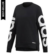 adidas Women's Essentials Brand Sweatshirt