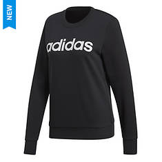 adidas Women's Essentials Linear Crewneck