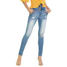 Extreme High-Waist Jean