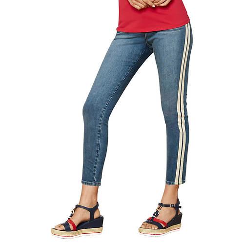 Athletic Tape Jean