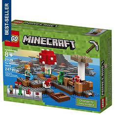 LEGO® Minecraft™ The Mushroom Island 247-Pc. Building Set