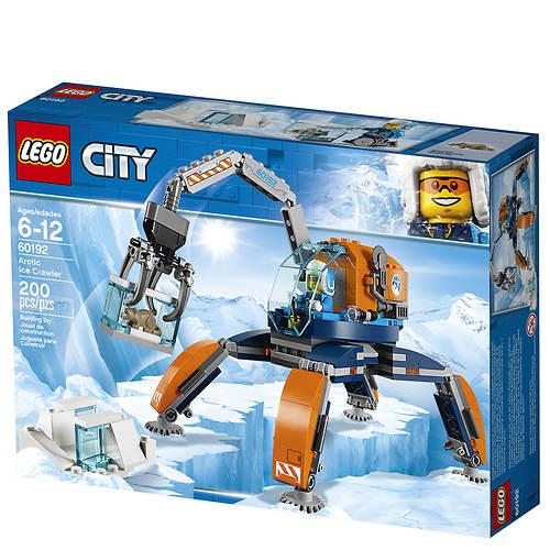 LEGO® City Arctic Ice Crawler 200-Pc. Building Set--60192