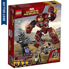 LEGO® Marvel Super Heroes The Hulkbuster Smash-Up 375-Pc. Building Set
