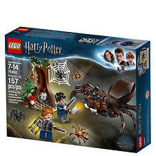 LEGO® Harry Potter™ Aragog's Lair 157-Piece Building Set -- 75850